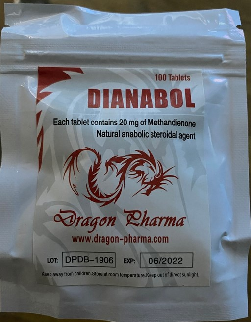 Dianabol 20mg